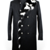 Fourrage Manteau Renard Laine || Fourrure Recyclée Paris by Quentin Veron